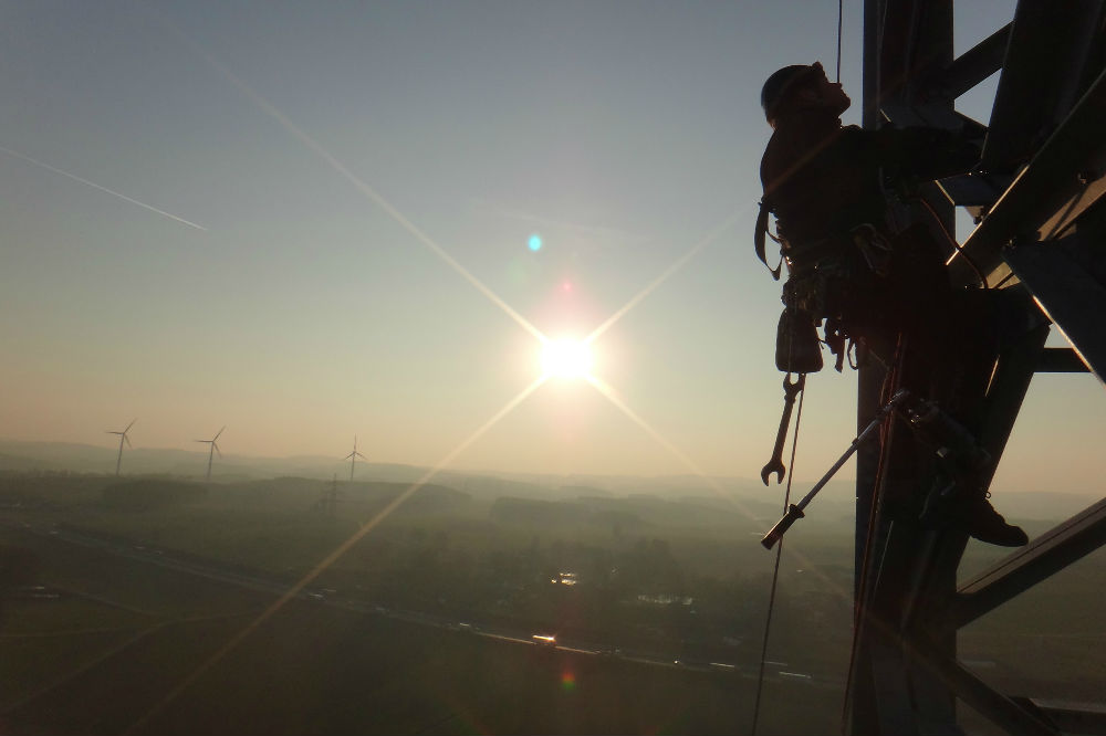 STOABOCK Seiltechnik München – Industriekletterer und Höhenarbeiten